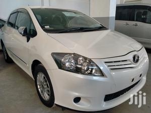 Toyota Auris 2013 White   Cars for sale in Mombasa, Tudor