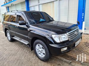 Toyota Land Cruiser 2005 100 4.2 TD Executive Black | Cars for sale in Mombasa, Mvita