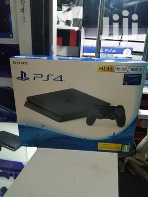 Ps 4 Console Slim 500gb | Video Game Consoles for sale in Nairobi, Nairobi Central