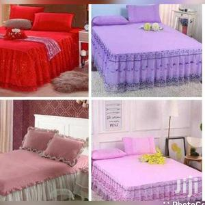 Beautiful Bedskirt Available | Home Accessories for sale in Nairobi, Kariobangi