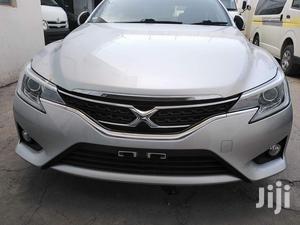 Toyota Mark X 2014 Silver   Cars for sale in Mombasa, Mvita