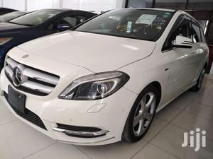 Mercedes-Benz B-Class 2013 Silver   Cars for sale in Mombasa, Mvita