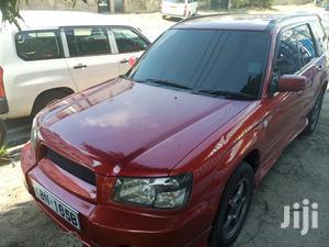 Subaru Forester 2005 2.0 X Festival Red | Cars for sale in Mombasa, Mvita