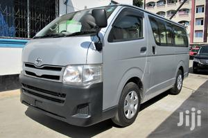 Toyota Regius Ace 7L Silver 2013 | Buses & Microbuses for sale in Mombasa, Tudor