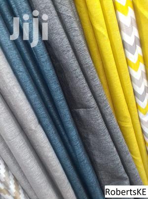 Plain Grey Linen Curtain | Home Accessories for sale in Nairobi, Nairobi Central