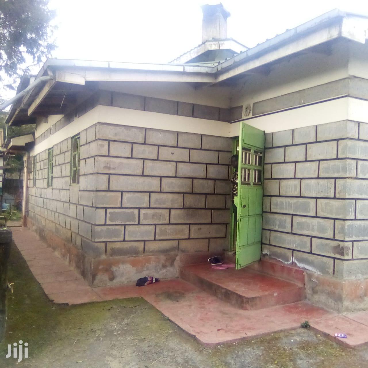 Archive: Bungalow For Sale In Njabini, Kinangop