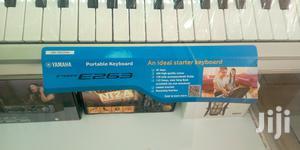 YAMAHA Psr E263 Keyboard | Musical Instruments & Gear for sale in Nairobi, Nairobi Central