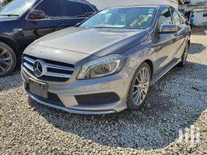 Mercedes-Benz A-Class 2014 Gray | Cars for sale in Mombasa, Mvita