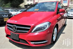 Mercedes-Benz B-Class 2012 Red | Cars for sale in Mombasa, Tudor
