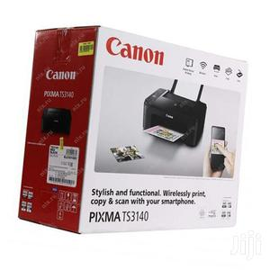Canon Pixma TS3140 Wireless Printer Print, Scan & Copy - Bla   Printers & Scanners for sale in Nairobi, Nairobi Central