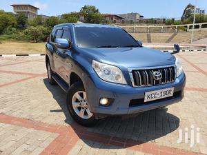 Toyota Land Cruiser Prado 2010 Blue | Cars for sale in Mombasa, Tudor