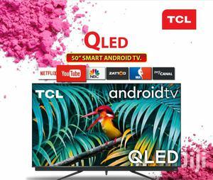 Tcl QLED Tv 50 Inches Smart C725 Frameless 4k UHD Android | TV & DVD Equipment for sale in Nairobi, Nairobi Central