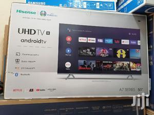 Hisense 50 Inch Smart Android 4k Frameless Led TV   TV & DVD Equipment for sale in Nairobi, Nairobi Central