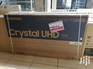 Samsung 75 Inch Smart Crystal Uhd Led TV Tu8000 Tv | TV & DVD Equipment for sale in Nairobi, Nairobi Central