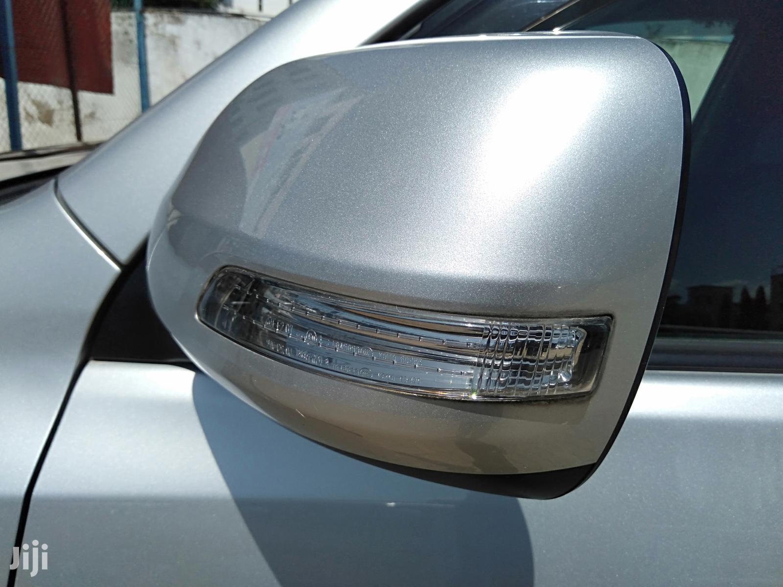 Toyota Land Cruiser Prado 2012 Silver   Cars for sale in Mvita, Mombasa, Kenya