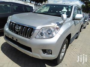 Toyota Land Cruiser Prado 2012 Silver | Cars for sale in Mombasa, Mvita