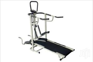 Gym Manual Treadmills With Twister and Stepper   Sports Equipment for sale in Nairobi, Kileleshwa