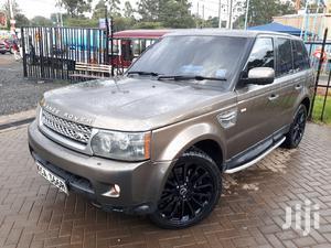 Land Rover Range Rover Sport 2010 Brown | Cars for sale in Nairobi, Kilimani