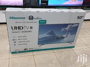 "2020 Hisense 50"" Android 4K Series 8 Smart UHD Brand New | TV & DVD Equipment for sale in Nairobi, Nairobi Central"