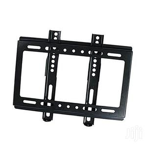 Generic 14''- 42'' TV Flat Panel Wall Bracket Holder Black | Accessories & Supplies for Electronics for sale in Nairobi, Nairobi Central