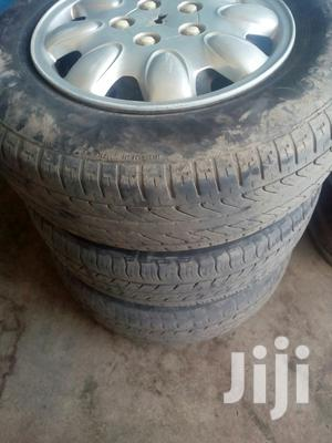 Tyre With a Rim(Complete) | Vehicle Parts & Accessories for sale in Nairobi, Nairobi Central