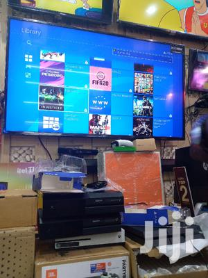 Ps4 Slim Chipped 21 Free Games All Accessories | Video Game Consoles for sale in Nairobi, Nairobi Central