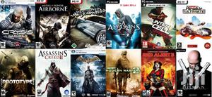 PC Games For Sale Most Are Available Just Sms To Confirm | Video Games for sale in Kisumu Central, Migosi