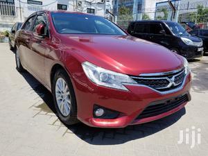 Toyota Mark X 2014 Red | Cars for sale in Mvita, Majengo