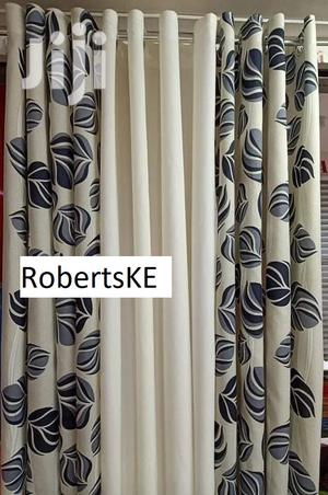 Brown Prints Curtain | Home Accessories for sale in Nairobi, Nairobi Central