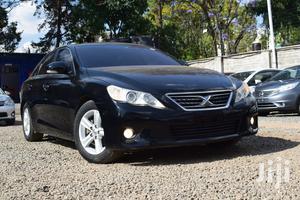 Toyota Mark X 2012 Black   Cars for sale in Nairobi, Nairobi Central