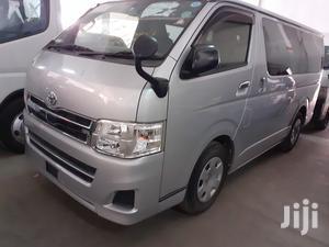 Toyota HiAce 2013 White   Buses & Microbuses for sale in Mombasa, Mvita