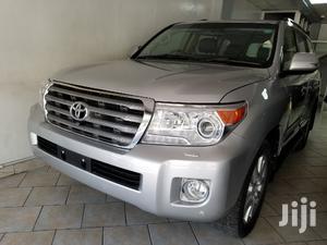 Toyota Land Cruiser 2013 Silver   Cars for sale in Mombasa, Mvita