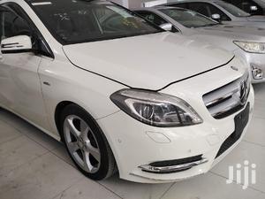 Mercedes-Benz B-Class 2012 White | Cars for sale in Mombasa, Mvita