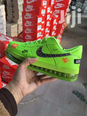 Green/White Nike Airforce Sneakers   Shoes for sale in Nairobi, Nairobi Central