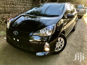 Toyota Aqua 2012 Black   Cars for sale in Nairobi, South C