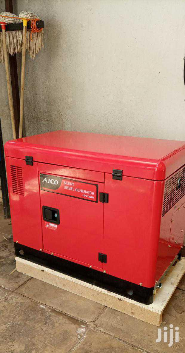 5kva Automatic Diesel Generator.