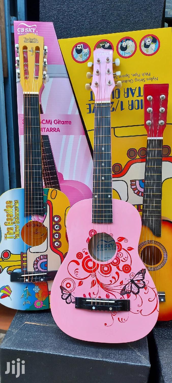 Spanish Junior Acoustic Box Guitar 34inches