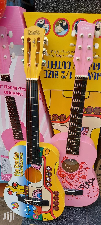 Spanish Junior Acoustic Box Guitar 34inches   Musical Instruments & Gear for sale in Nairobi Central, Nairobi, Kenya