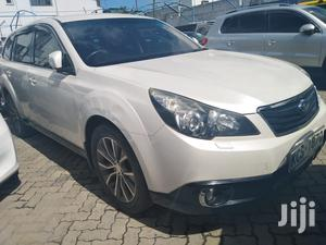Subaru Outback 2012 White | Cars for sale in Mombasa, Mvita
