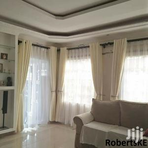 Linen Curtain Plain Curtain | Home Accessories for sale in Nairobi, Nairobi Central