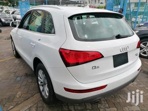 Audi Q5 2014 White | Cars for sale in Mombasa, Mvita