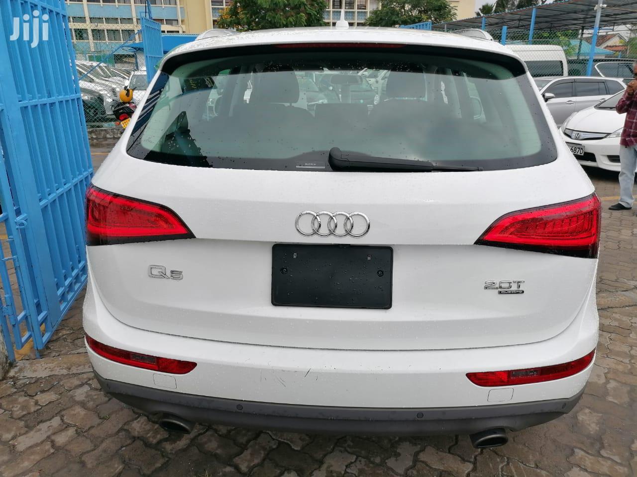 Archive: Audi Q5 2013 White