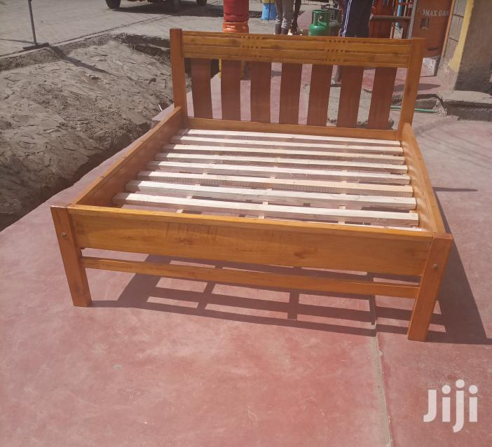 5 by 6 New Bed on Sale   Furniture for sale in Zimmerman, Nairobi, Kenya