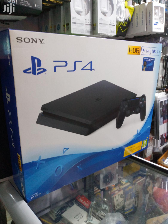 Archive: Playstation 4 Slim 500gb