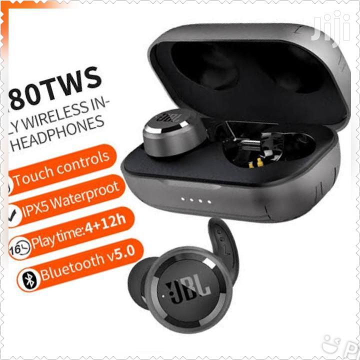 JBL T280 TWS Wireless Bluetooth Headset   Headphones for sale in Nairobi Central, Nairobi, Kenya