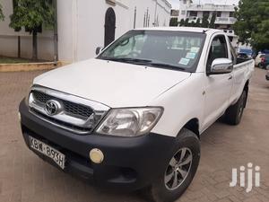 Toyota Hilux 2011 2.5 D-4d SRX White | Cars for sale in Nairobi, Ridgeways