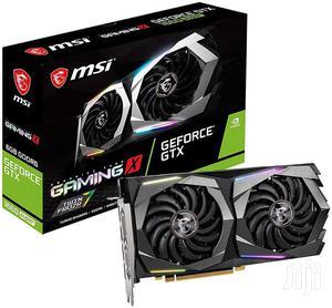 MSI Gaming Geforce GTX 1660 Super 192-bit HDMI/DP 6GB GDRR6 | Computer Hardware for sale in Nairobi, Nairobi Central