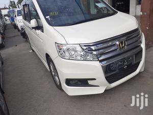 Honda Stepwagon 2012 White | Cars for sale in Mombasa, Mvita