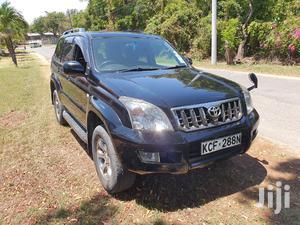 Toyota Land Cruiser Prado 2008 Black | Cars for sale in Mombasa, Tudor