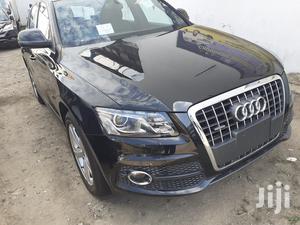 Audi Q5 2013 Black   Cars for sale in Mombasa, Mvita